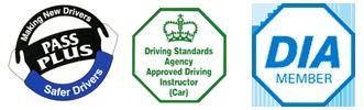 Driving Logos